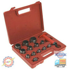 TZ01-92990 Pack of: 1 10 Piece Hollow Punch Set