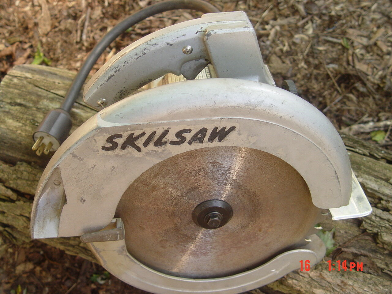 Rare Vintage Military Contract SKILSAW SKIL SAW 10