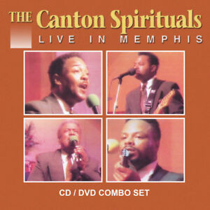 The-Canton-Spirituals-Live-in-Memphis-New-CD-With-DVD