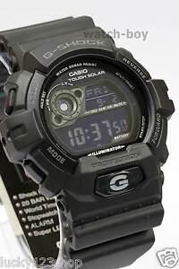 c75941033316 GR-8900A-1D Black Digital Casio G-Shock Watches Resis Moon Solar ...