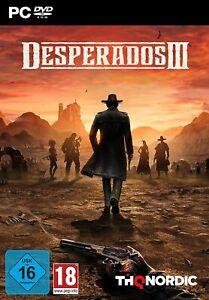 Desperados 3  PC     !!!!! NEU+OVP !!!!!