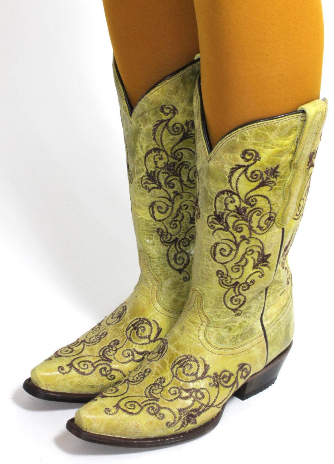 21 Cowboystiefel Westernstiefel Texas Rudel Catalan Style Stiefel Fashion 38