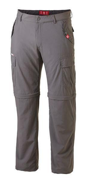 Vigilante Jaystar II Mens Zip Off Pant Khaki Size 38 Hiking Fishing Camping