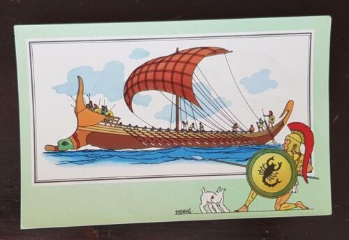 Tintin Collection VOIR ET SAVOIR HERGE LA MARINE N° 9 série 1