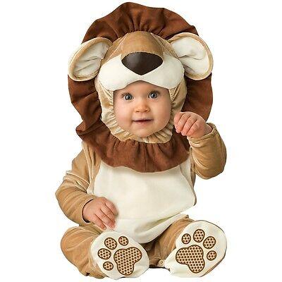 Baby Lion Costume Boys Halloween Fancy Dress