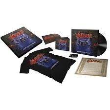 SAXON - BATTERING RAM - LP VINYL + 2CD BOXSET NEW SEALED 2015