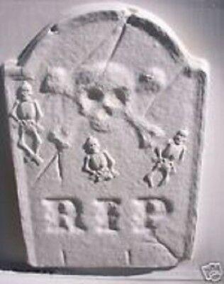 "Tombstone mold 24/""H headless horseman mould"