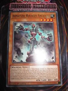 Rare Armature Rouages Ancients LED2-FR030 1st Yu-Gi-Oh