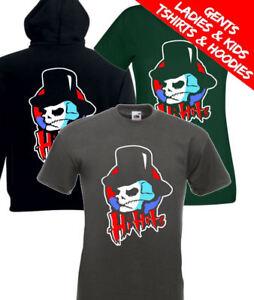 Título Con Original Hi Película Capucha Los Retro Ver Guerreros Hat Camisetasudadera De Banda Detalles IE29HD