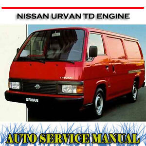 nissan 2.7 diesel engine workshop manual pdf