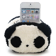 Plush Panda iPod Touch Desktop Office Holder for for Cell Mobile Smart Phone