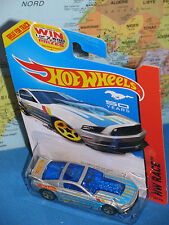HOT WHEELS MUSTANG 50 YEARS 2013 FORD MUSTANG GT #161/250 HW RACE **BRAND NEW**