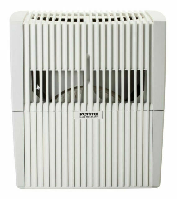 Venta LW25 2 in 1 Humidifier & Air Purifier Evaporator White
