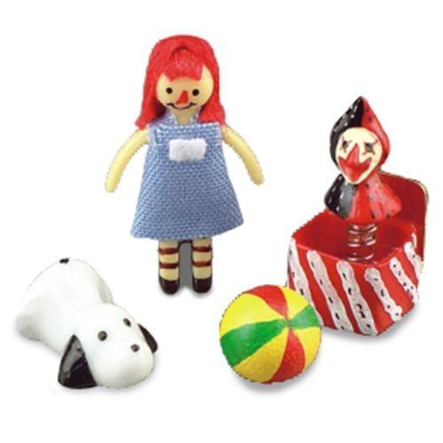 Reutter porzellan spielzeugland//toy pays poupée 1:12 Dollhouse 1.718//8