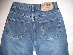 Big Star Vintage Denim Button Fly Size 28 X 29 1 2 Women S Jeans Ebay