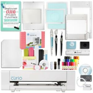 Silhouette-Curio-Digital-Crafting-Machine-with-Vinyl-Starter-Kit-and-Accessories
