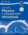 Complete Physics for Cambridge IGCSE Workbook by Sarah Lloyd (Paperback, 2016)