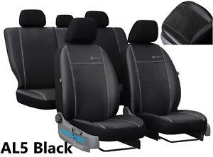 Ford Tourneo Courier 2014 en adelante Eco Cuero Y Alicante Tailored Fundas De Asiento