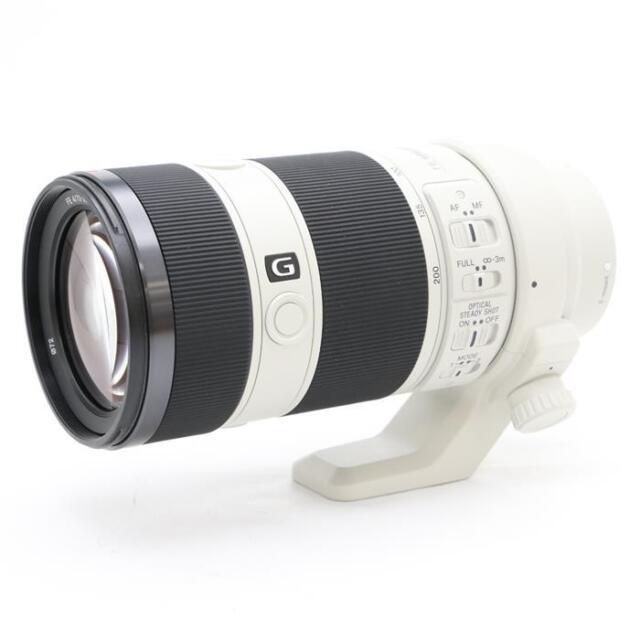 Sony FE 70-200mm F4 G OSS Full-frame E-mount Zoom Lens - SEL70200G ...