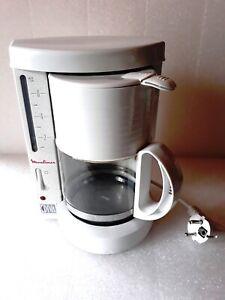 cafetière électrique filtre Moulinex DIVA verseuse PIREX