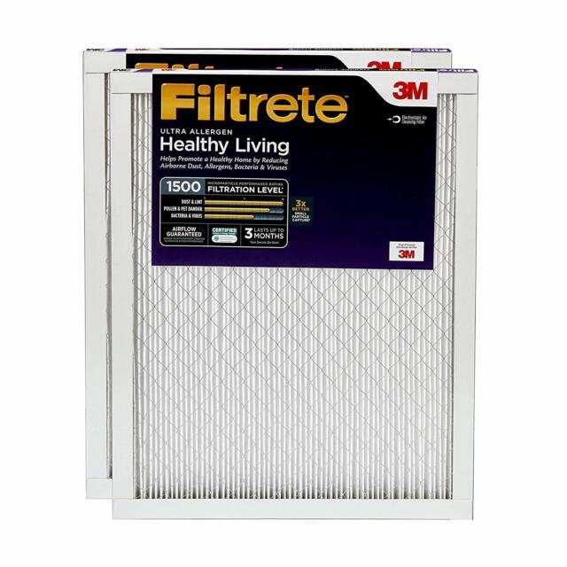 AIR CONDITIONER FURNACE FILTER AC 20X30X1 14X25X1 10X20X1 14X20X1 SIZE MPR 1000