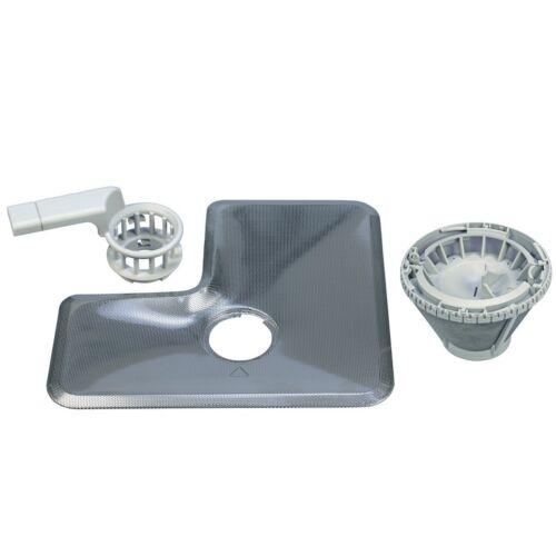 ORIGINAL Geschirrspüler Sieb Filter fein grob mit Griff Miele 9632790