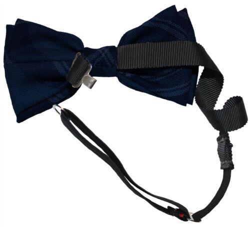 Mens Bow Tie Woven in Scotland Farquharson Modern Tartan