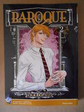 Baroque vol. 2 2010 - Yayoi Ogawa - Manga Ed. GP Publishing  [G470]