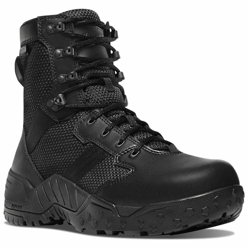 Danner Boots  Men's 8 Inch 25733 Scorch Side-Zip Duty Boots