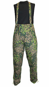 german army 44 dot peas camouflage winter trousers all sizes ww2