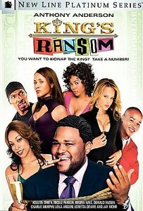 King-039-s-Ransom-DVD-2005-Includes-Insert-Anthony-Anderson-Jay-Mohr