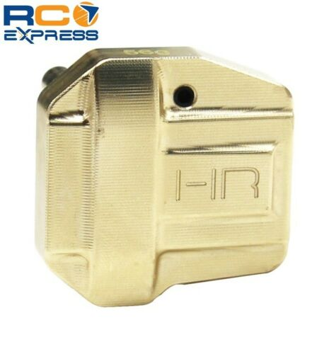 Hot Racing Axial SCX10 III Heavy Duty Brass Differential Cover SXTT12CH