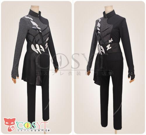 on ICE Katsuki Yuri Eros Black Skating Cosplay Costume Full Set All size YURI!!