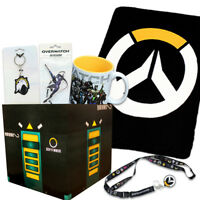 Overwatch Mystery Gift Box Bundle
