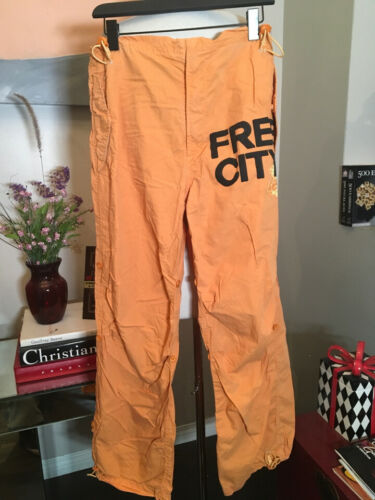Maharishi Free City Ltd. Edition Orange Maharishi
