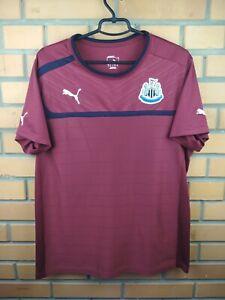 Newcastle United Jersey Size XL Training Shirt Soccer Football Puma Trikot