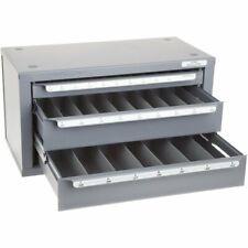 Huot 13050 Letter Size Drill Dispenser Chest Cabinet Organizer Size A Z