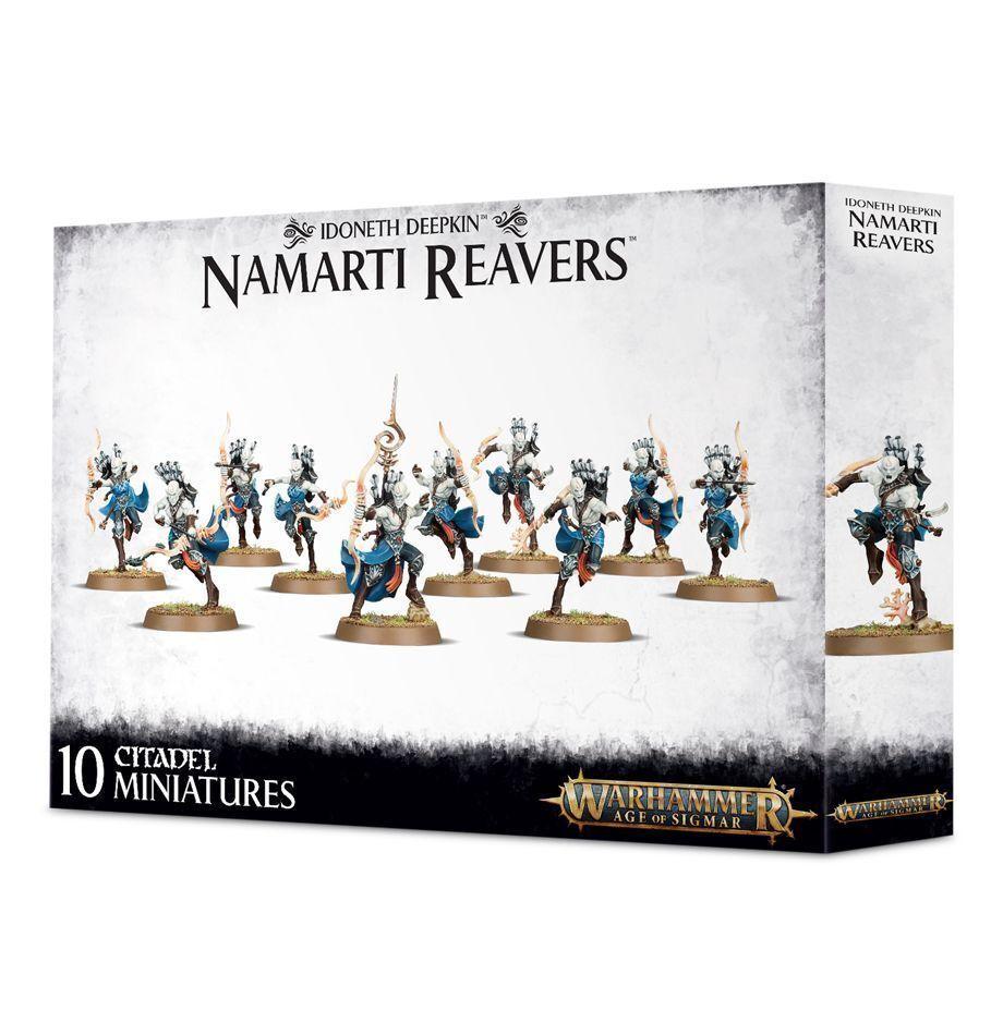 Warhammer Age of Sigmar Idoneth Deepkin Namarti Reavers NIB