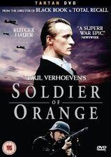Soldier of Orange   ** Brand New DVD **  Rutger Hauer  War  Verhoeven