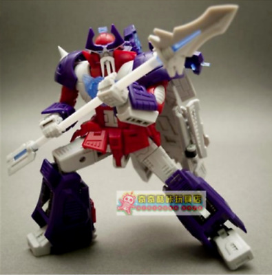 Transformers third party Australian front mold play AFT-07 titanium instock