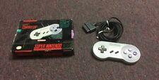 Nintendo SNES Super NES Controller -Gamepad in Box