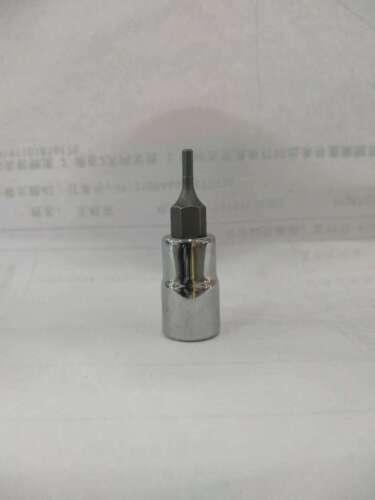 37mm 1//4 Inches Dr Hex Allen Key Bit Socket Tools H2mm//2.5mm//3mm//4mm//5mm//6mm//7mm