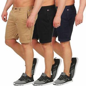 neue Produkte für Gutscheincode ziemlich cool Details zu Tommy Jeans Essential Chino Shorts Herren Short Regular Fit  kurze Hose Sommer