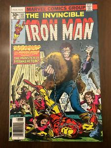 IRON-MAN-101-Marvel-Comics-1977-CLASSIC-BRONZE-AGE