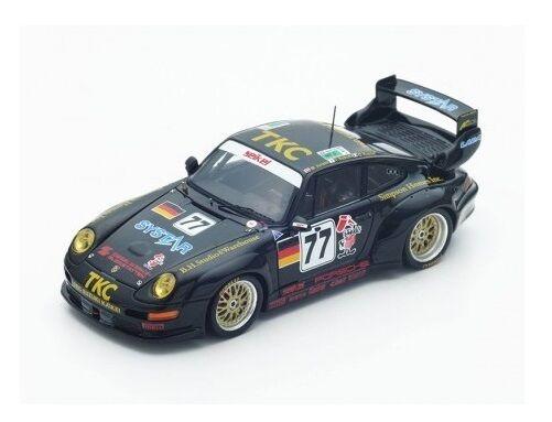 Porsche 911 GT2 Suzuki-Kuster-Jurasz  Le Mans  1996 (Spark 1 43   S4447)