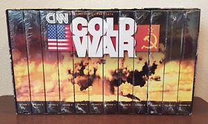 Details about CNN PERSPECTIVE PRESENTS COLD WAR 12-PC VHS TAPE SET Video  Set USA USSR Cold War