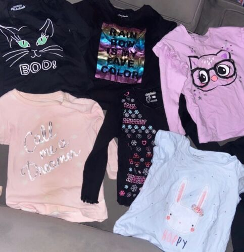 Little Girls Clothes Various Sizes