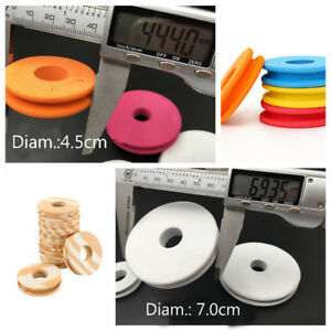 20x-lot-Foam-Winding-Board-Fishing-Line-Spools-Tool-Bobbin-Tackle-Accessories-BN