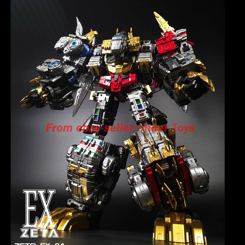 New Toyworld TW Dinoking Model Dinobots Original Box 2018