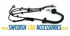 Genuine Volvo S40 Boot Lid Wiring Harness 30724788 07-2012